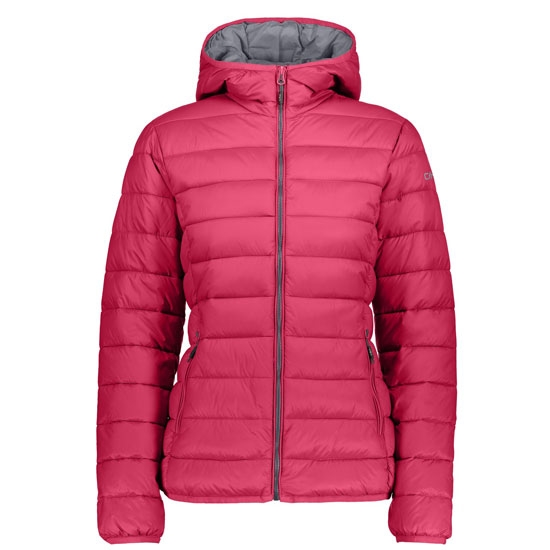 Campagnolo Fix Hood Jacket W - Corallo/Grey