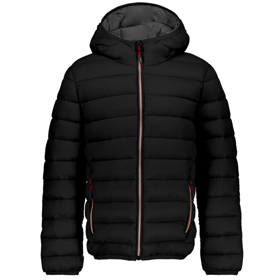 Campagnolo Fix Hood Jacket Boy - Nero