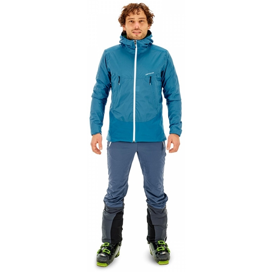 Ortovox 2L Swisswool Leone Jacket - Photo de détail