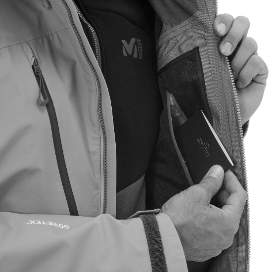 Millet Elevation Gtx Jkt - Photo of detail