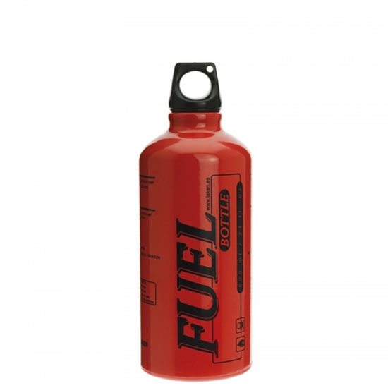 Laken Alu Fuel 0.6L - Rojo