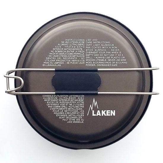 Laken Fiambrera Alu 16 cm - Photo de détail