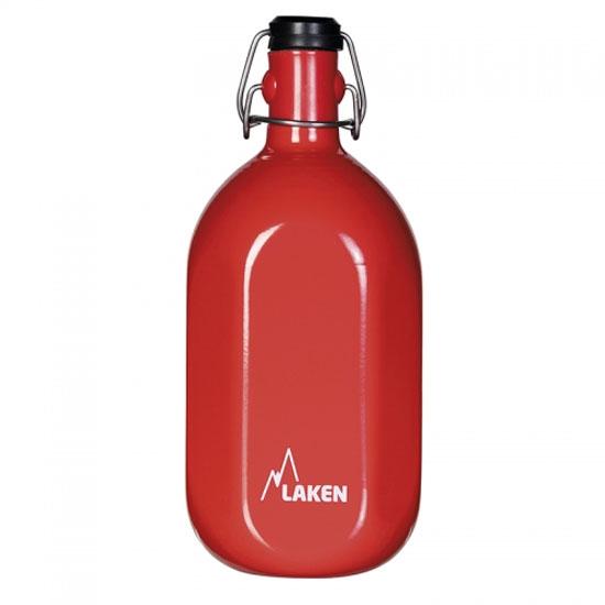 Laken Alu Octogonal 1L - Rojo