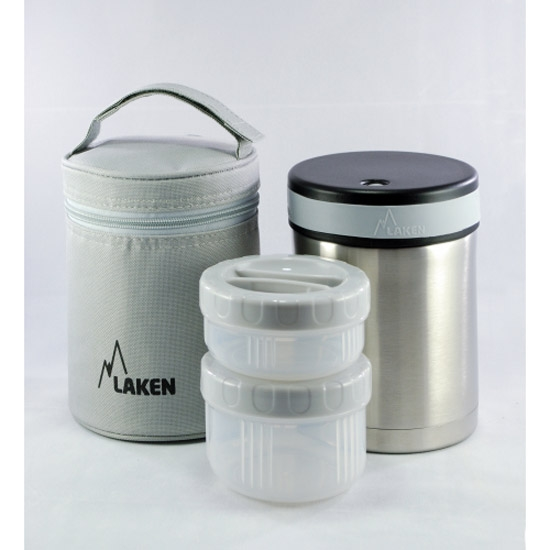 Laken Food Termo Inox + Cover 1L - Photo of detail