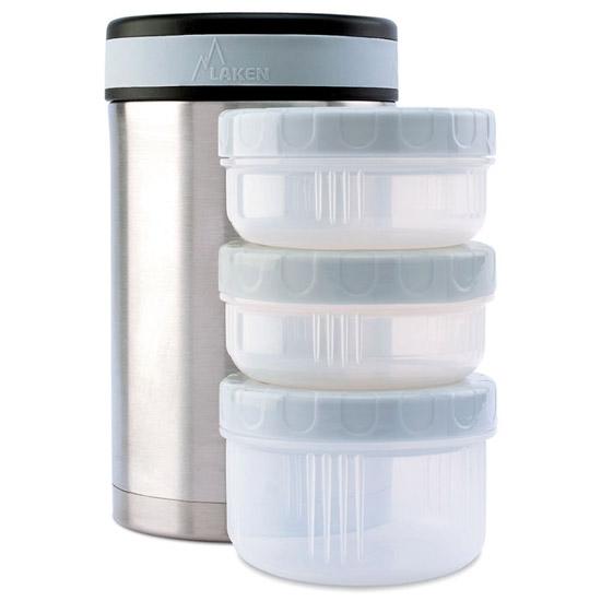 Laken Food Termo Inox + Cover 1.5L -