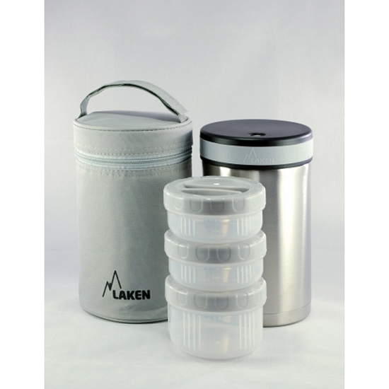 Laken Food Termo Inox + Cover 1.5L - Detail Foto