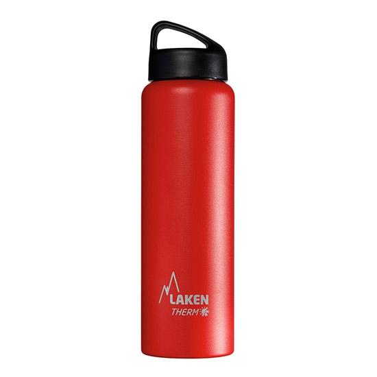 Laken Classic Termo Inox 1L - Rojo