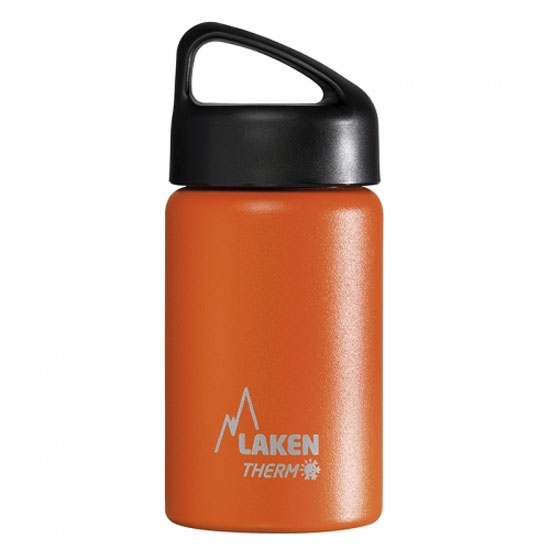 Laken Classic Termo Inox 0,35L - Naranja