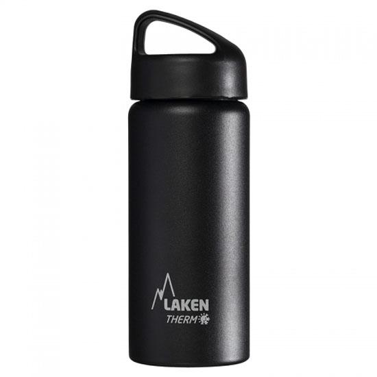 Laken Classic Termo Inox 0,5L - Negro