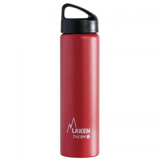 Laken Classic Termo Inox 0,75L - Rojo