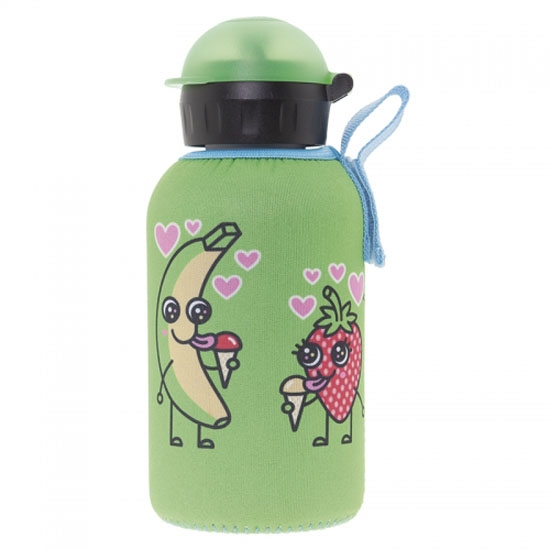 Laken Aluminium Bottle 0.35L + Neo Cover - Tutti Frutti