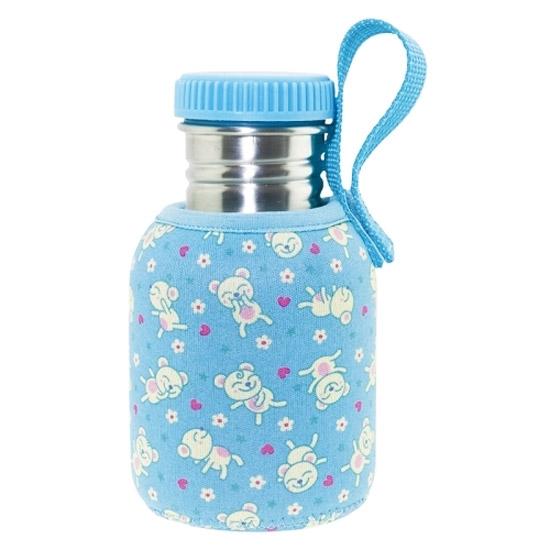 Laken Botella Inox 0.35l + Neo Cover - Blue