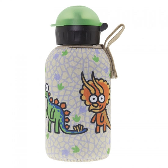 Laken Termo Inox Bottle 0.35L + Neo Cover - Dinos