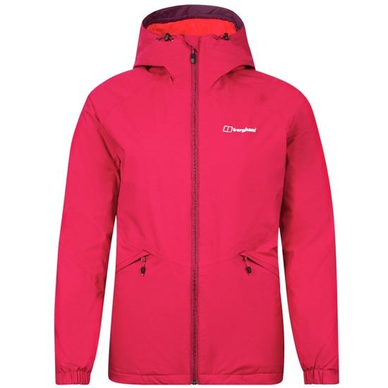 Berghaus Snowcloud Inshell Jacket W - Dark Pink