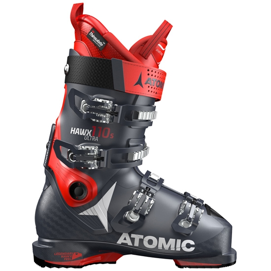 Atomic Hawx Ultra 110 S Thermoformable - Dark Blue/Red