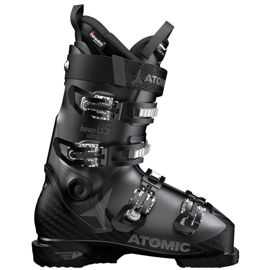 Atomic Hawx Ultra 85 Thermoformable W - Black/Anthracite