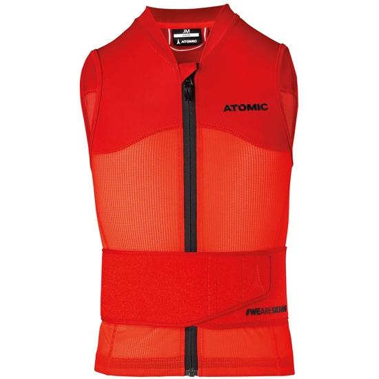 Atomic Live Shield Vest Jr - Red