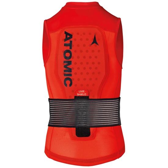 Atomic Live Shield Vest Jr - Photo of detail