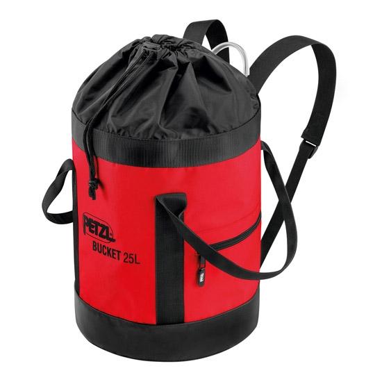 Petzl Bucket 25 L Rojo - Rojo
