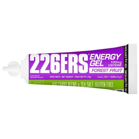 226ers Energy Gel BIO (Cafeína 100 mg) Forest Fruit -