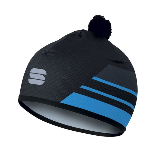 Sportful Squadra Light Race Hat - Electric Blue/Black