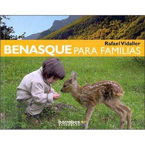 Barrabés Editorial Benasque para familias -