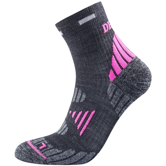 Devold Energy Ankle W Sock - Dark Grey
