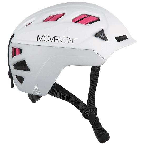 Movement 3Tech Alpi W - Grey/White/Pink