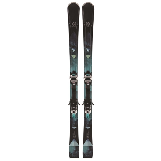 Volkl Flair 81 Carbon + iPT WR XL 11.0 TCX GW Lady -