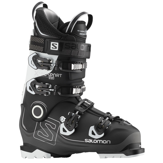 Salomon X Pro 100 Sport Thermoformable - Anthracite/Black/White