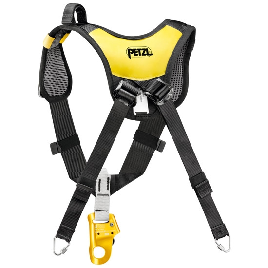 Petzl Top Croll S - Photo of detail