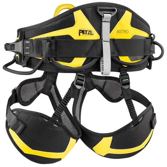 Petzl Astro Sit Fast - Photo of detail