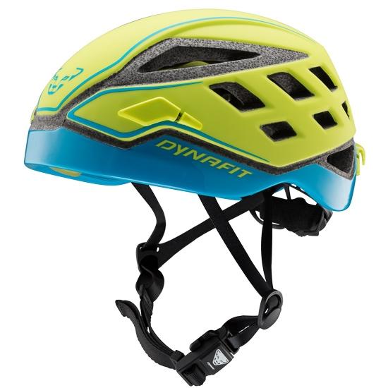 Dynafit Radical Helmet - LimePunch/MethylBlue