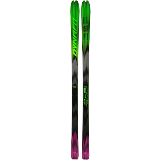 Dynafit Dna Including Ski Bag - Black/Magenta/Green
