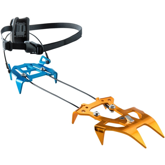 Dynafit Cramp-In Crampon - Orange/Blue