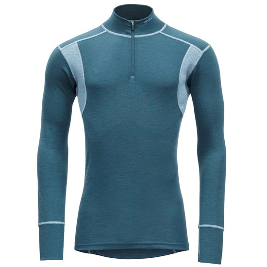 Devold Hiking Half Zip Neck - Subsea