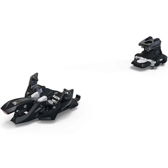 Marker Alpinist 9 - Black/Titanium