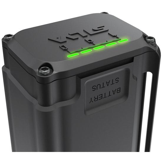 Silva Battery Pack Hard 3,3 Ah Li-Ion - Photo of detail
