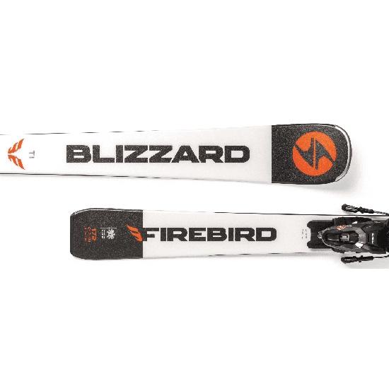 Blizzard Firebird TI + TPC 10 - Detail Foto