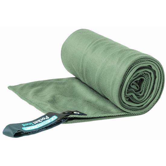 Sea To Summit Pocket Towel M - Eucalipto