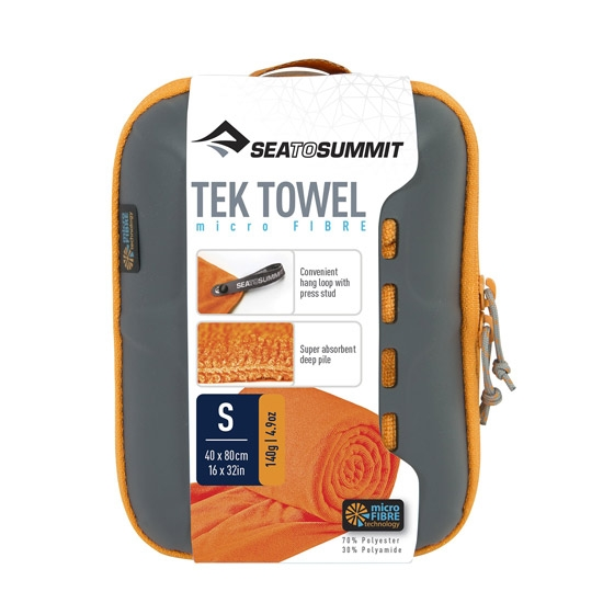 Sea To Summit Tek Towel M - Detail Foto