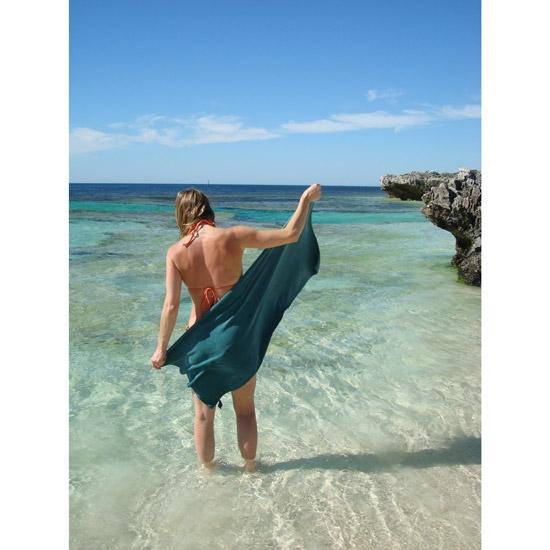 Sea To Summit Tek Towel XS - Photo de détail