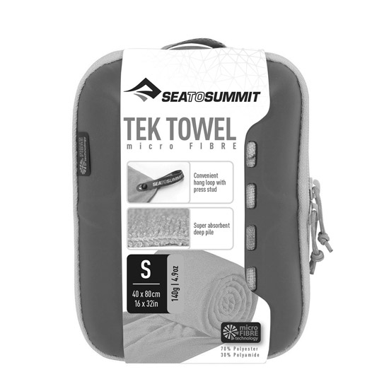 Sea To Summit Tek Towel XS - Photo of detail