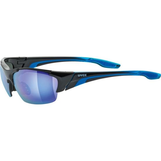 Uvex Blaze III S0/S1/S3 - Negro/Azul