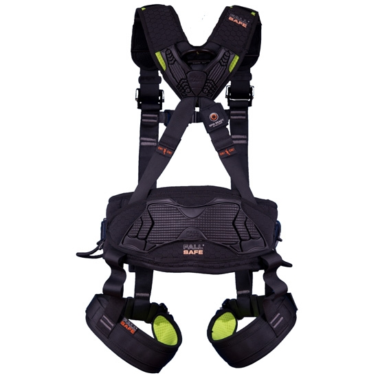 Fallsafe Flash Harness - Photo of detail