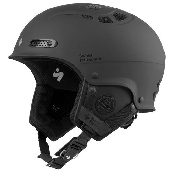 Sweet Igniter II Helmet - Dirt Black