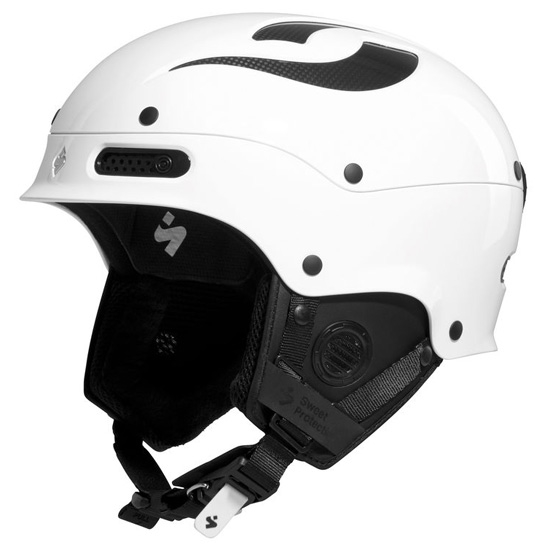 Sweet Trooper II Helmet - Gloss White
