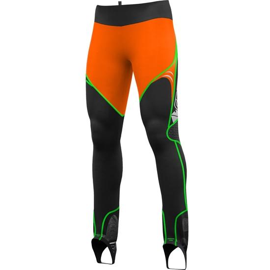 Crazy Repeat Pants - Orange