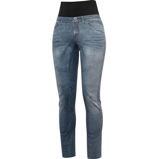 Crazy Sound Pants W - Print Light Jeans