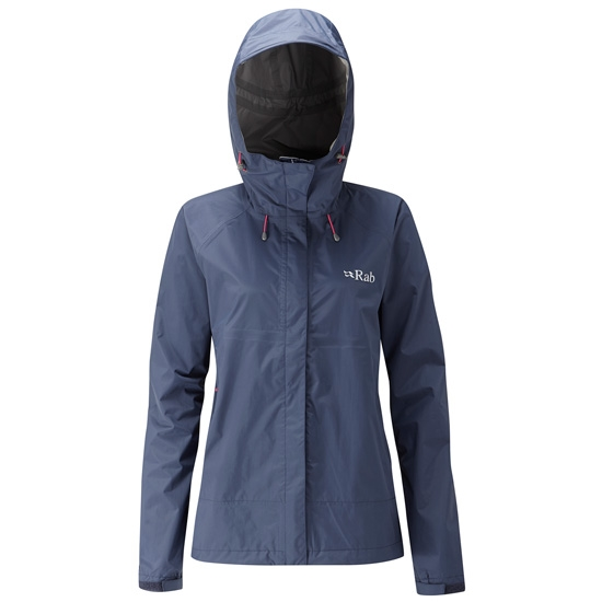 Rab Downpour Jacket W - Twilight